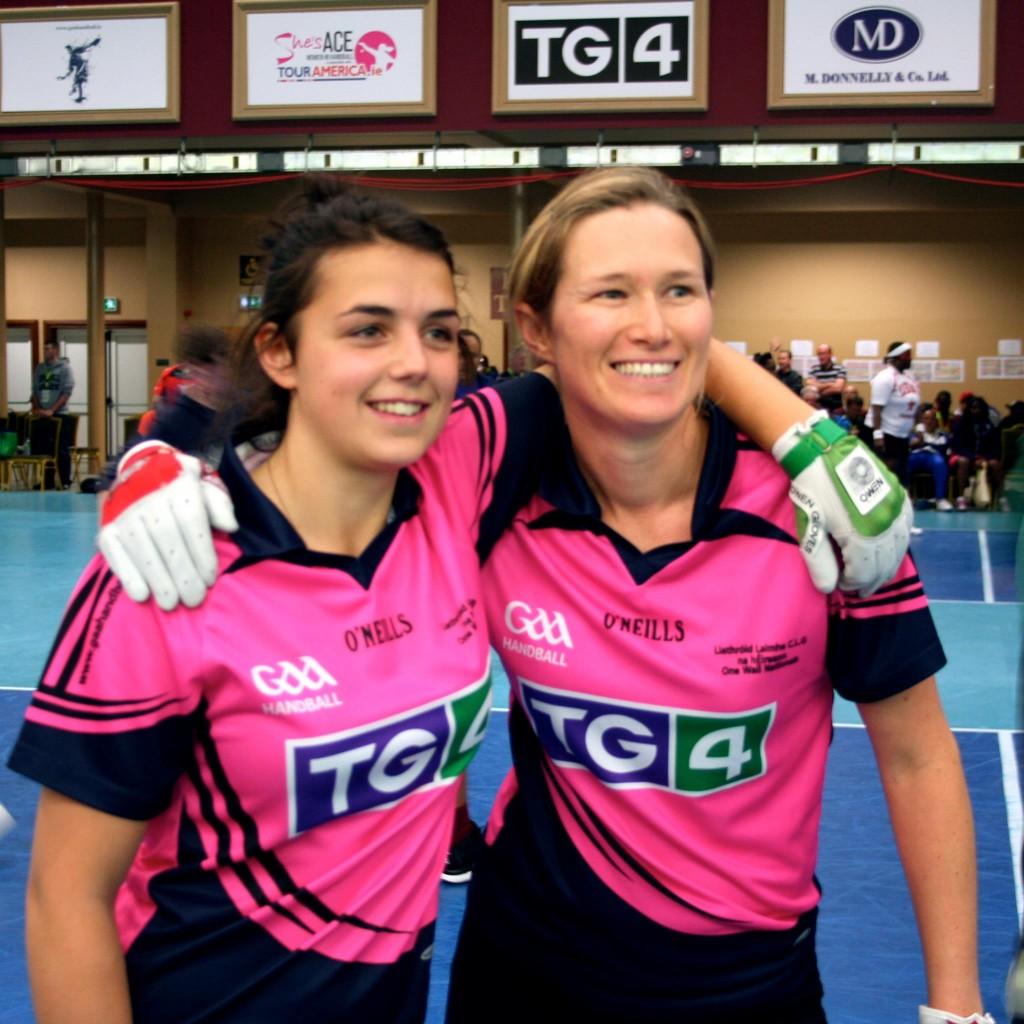 Tessa & Kathleen