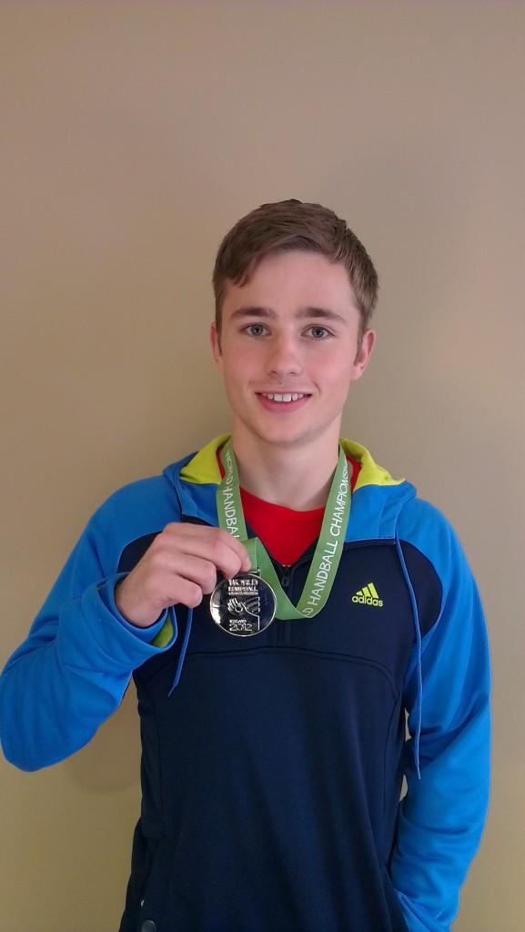 Super Silver-Medalist!