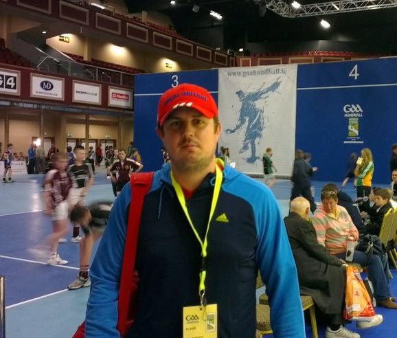 Gareth Price, 4-wall expert!