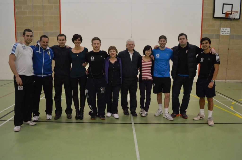 The organisers and volunteers. Thanks everyone involved!!
